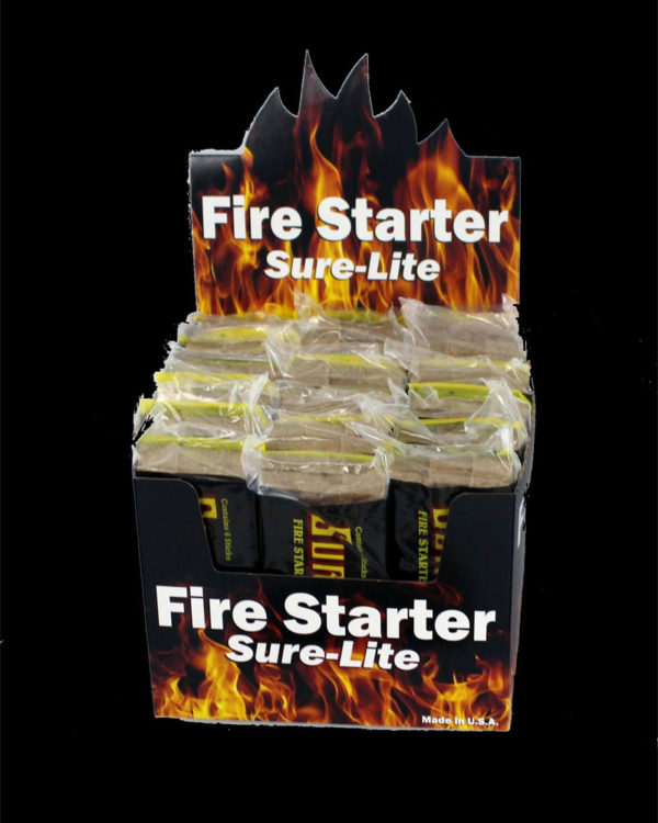 Sure-Lite Fire Starters