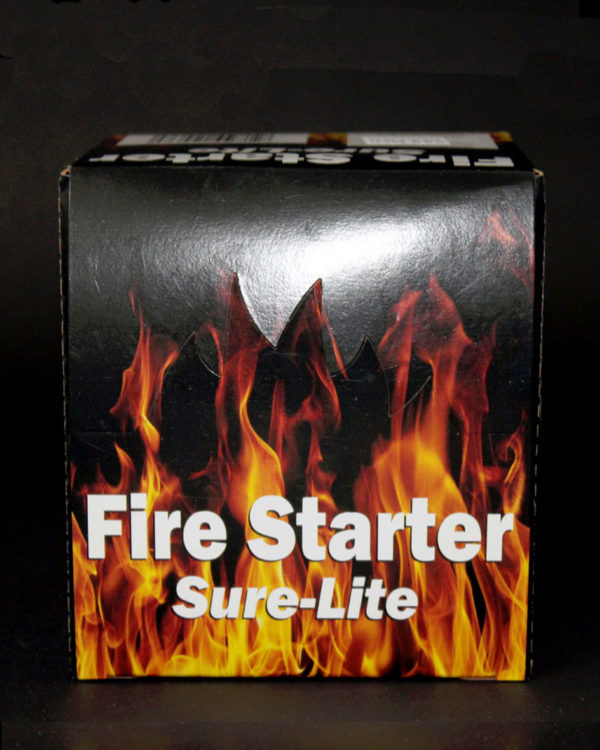 Sure-Lite Fire Starters - Single Case